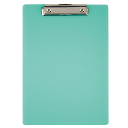 "Office Depot® Brand Acrylic Clipboard, 12 11/16"" x 9"", Green"