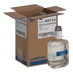 enMotion® by GP PRO Gen2 Moisturizing Foam Hand Soap Dispenser, Unscented, 40.5 Oz, Case Of 2 Refills