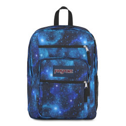 "Jansport® Big Student Backpack With 15"" Laptop Pocket, Galaxy"