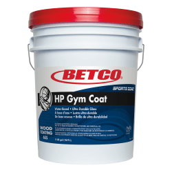 Betco HP Gym Coat With Catalyst, 753.3 Oz