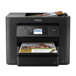 Epson® WorkForce® Pro WF-4730 Wireless InkJet All-In-One Color Printer