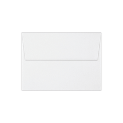 """LUX Invitation Envelopes With Peel & Press Closure, A7, 5 1/4"""" x 7 1/4"""", White, Pack Of 500"""