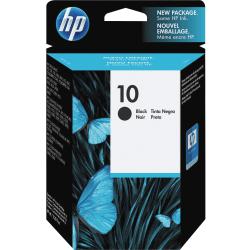 HP 10 Black Ink Cartridge (C4844A)