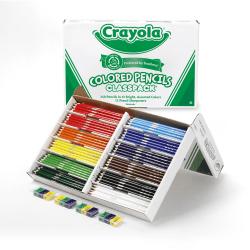 Crayola® Classpack® Color Pencils, Set Of 240