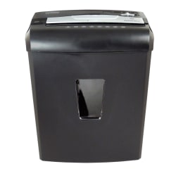 Aurora Jam Free 10 Sheet Cross-Cut Shredder, AU1040XA