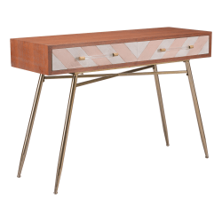 Zuo Modern Mod Console Table, Rectangle, Multicolor