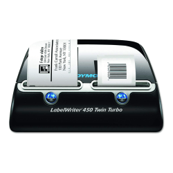 DYMO® LabelWriter® 450 Twin Turbo Label Printer For PC And Apple® Mac®