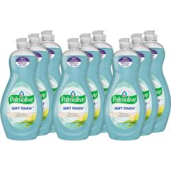 Palmolive Soft Touch Ultra Dish Soap - 20 fl oz (0.6 quart) - Aloe & Citrus Scent - 9 / Carton - Clear