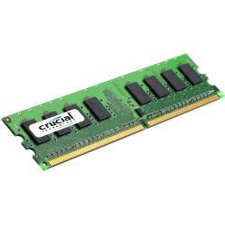 Crucial 4GB DDR3L SDRAM Memory Module - For Desktop PC - 4 GB (1 x 4 GB) - DDR3L-1600/PC3-12800 DDR3L SDRAM - 1600 MHz - CL9 - 1.35 V - Non-ECC - Unbuffered - 240-pin - DIMMLifetime