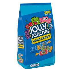 Jolly Rancher Assorted Hard Candy, Assorted Flavors, 5-Lb Bag