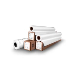 "HP Heavyweight Paper, Super Heavyweight Plus, 60"" x 200', 55 Lb, White"