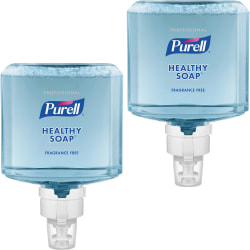 Purell® ES8 Professional Healthy Foam Hand Soap, Unscented, 40.5 Oz, Carton Of 2 Refills