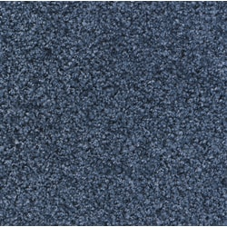 M + A Matting Stylist Floor Mat, 4' x 6', Steel Blue