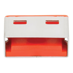 Tripp Lite USB-A Port Blockers, Red, 10 Pack - USB port blocker - red - TAA Compliant
