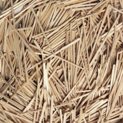 Creativity Street Wood Crafts Flat Toothpicks, Natural, Box Of 2,500