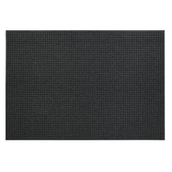 "Waterhog Lift Truck Floor Mat, 48"" x 72"", Medium Gray"