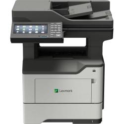 Lexmark™ MX622ade Monochrome (Black And White) Laser All-In-One Printer
