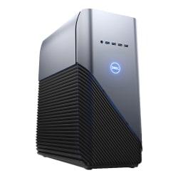 Dell™ Inspiron 5680 Desktop PC, Intel® Core™ i7, 16GB Memory, 2TB Hard Drive/128GB Solid State Drive, Windows® 10 Home, GeForce GTX 1060