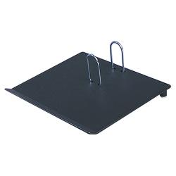 """SKILCRAFT® Calendar Pad Stand, 6-1/2"""" x 7-5/8"""", Black"""