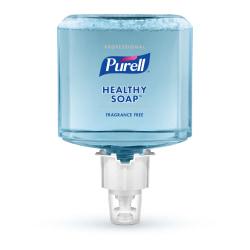 Purell® Professional ES6 Healthy Mild Foam Hand Soap, Unscented, 40.58 Oz Bottle