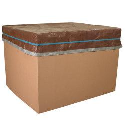 "Office Depot® Brand Pallet Bands, Standard, 3/4"" x 72"", Brown, Pack Of 50"
