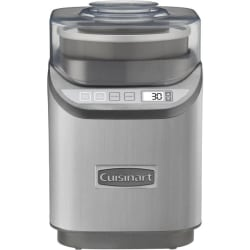 Cuisinart Cool Creations Ice Cream Maker - 2 quart - Brushed Chrome