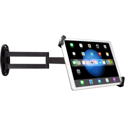"CTA Digital Articulating Security Wall Mount For 7-13In Tablets - 13"" Screen Support"