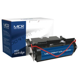 MICR Print Solutions MCR640M (Lexmark 64035HA) High-Yield Black MICR Toner Cartridge