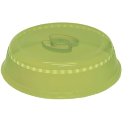 Starfrit Microwave Food Cover, Green