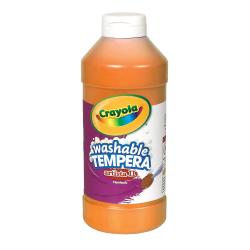 Crayola® Artista II® Tempera Paint, 16 Oz, Orange