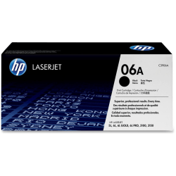 C3906A USA Advantage Remanufactured Toner Cartridge Replacement for HP 06A Black,1 Pack
