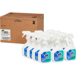 Clorox® 409® Cleaner Degreaser Disinfectant, 32-Oz Smart Tube Spray, Case Of 12