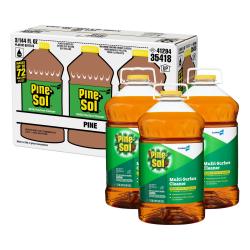 Pine-Sol® Original Cleaner, 144 Oz Bottle, Case Of 3
