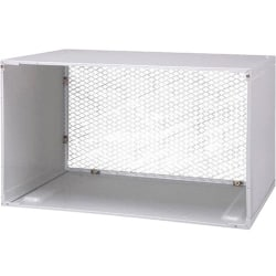 "LG Thru-the-Wall Air Conditioner 26"" Wall Sleeve - 25.9"" Width x 16.7"" Depth x 15.5"" Height"