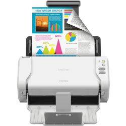Brother® Color Duplex Document Scanner, ADS-2200