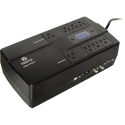 Vertiv Liebert PST5 UPS - 850VA/500W 120V| Battery Backup & Surge Protection - 8 Outlets | Energy Star Certified| 3-Year Warranty