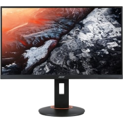 "Acer XF250Q 24.5"" LED LCD Monitor - 16:9 - 1ms GTG - Free 3 year Warranty - Twisted Nematic Film (TN Film) - 1920 x 1080 - 16.7 Million Colors - FreeSync - 400 Nit - 1 ms GTG - 144 Hz Refresh Rate - HDMI - DisplayPort"