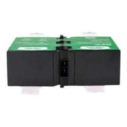 APC APCRBC123 Replacement UPS Lead Acid Battery Cartridge, Number 123