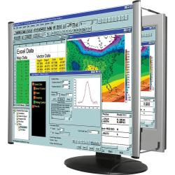 "Kantek Lcd Monitor Magnifier Fits 24in Widescreen Monitors - x 24"" Length"