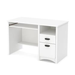 South Shore Gascony Desk, Pure White