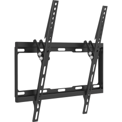 """Manhattan Universal Flat-Panel TV Tilting Wall Mount - Supports One 32"""" - 55"""" Display up to 77 lbs - Heavy-duty Steel Construction - 0° to -14° Tilt Adjustment"""