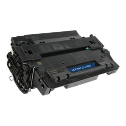 MICR Tech Remanufactured High-Yield MICR Toner Cartridge Replacement For HP 55X Black