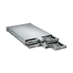 Supermicro A+ Server 2022TG-HTRF Barebone System - 2U Rack-mountable - AMD SR5670 Chipset - Socket G34 LGA-1944 - 2 x Processor Support - Black - 256 GB DDR3 SDRAM DDR3-1333/PC3-10600 Maximum RAM Support - Serial ATA/300 RAID Supported Controller