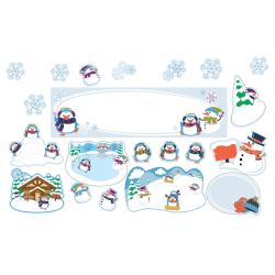 Carson-Dellosa Winter Mini Bulletin Board Set, Multicolor, Grades, Grades K-5