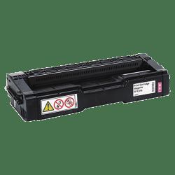 Ricoh® C310HA High-Yield Magenta Toner Cartridge, RIC406477