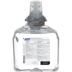 PURELL® Advanced Hand Sanitizer Foam Refill, 1200 mL Refill