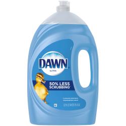 Dawn® Ultra Dish Soap, Original Scent, 75 Oz, Blue, Case Of 6