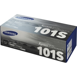 Samsung® MLT-D101S Black Toner Cartridge