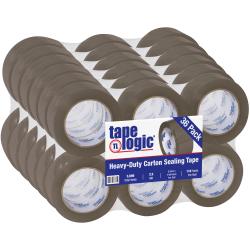 "Tape Logic® #900 Economy Tape, 2"" x 110 Yd., Tan, Case Of 36"