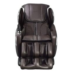 Osaki 4000LS L Track Massage Chair, Brown